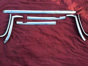 1961 1962 Cadillac Convertible Windshield Stainless