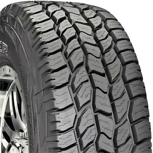 4 New Cooper Discoverer A T3 P265 70r16 112t At All Terrain Tire