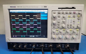 Tektronix Tds7104 1ghz 10gs s Dpo Oscilloscope Windows Xp Ssd Opt Sm