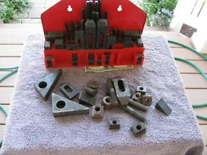 Clamping Components Machinist Toolmaker Tools Tool