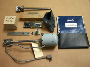 Vintage Norelco Philips 150 112 00 Water Cooled X ray Diffraction Unit