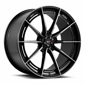 19 Savini Sv f1 Forged Tinted Concave Wheels Rims Fits Honda Accord Coupe
