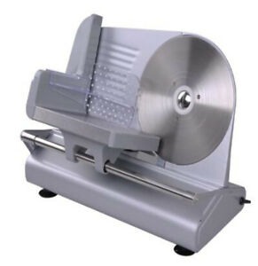 Electric Meat Slicer Heavy Steel Cheese Cutter Food Slicer Restaurant New