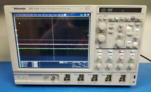 Tektronix Dpo7104 Digital Phosphor Oscilloscope W Opts 2rl Pwr parts