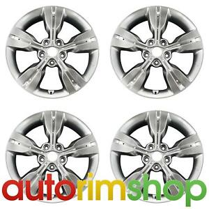 New 18 Replacement Wheels Rims For Hyundai Veloster 2012 2015 Set