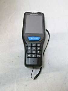 qty 38 Datascan Qpid1000 Lp Barcode Scannner Handheld Inventory Computer Color