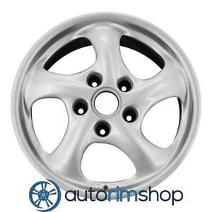 Porsche 911 Carrera Boxster 17 Factory Oem Rear Wheel Rim 99636212605