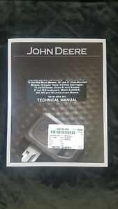 John Deere Tm1763 Technical Manual