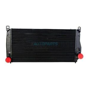 New Intercooler Fits 2001 2005 Chevrolet Silverado 2500 Hd Cac010010