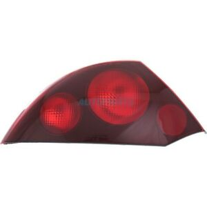 New 2000 2002 Fits Mitsubishi Eclipse Tail Light Lens And Housing Left Mi2800109
