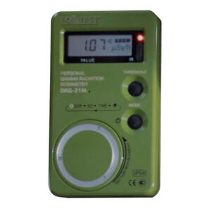 Dkg 21 Army Military Personal Portable Dosimeter Gamma Radiation Ecotest Device