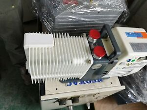 Alcatel Adixen 2021 Sd Pascal Dual Stage Vacuum Pump tested Working