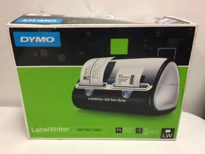 Dymo Desktop Mailing Solution Labelwriter 450 Twin Turbo Label Printer