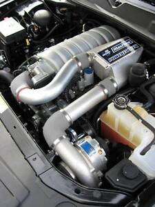 Vortech Dodge Srt8 6 1l Hemi 2006 2010 V 3 Si Supercharger Intercooled Tuner Kit