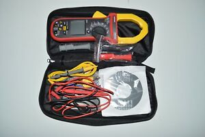 Amprobe Amp 330 Multi meter With Accessories User Manual And Zippered Bag