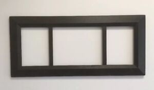 Antique Arts And Crafts Mission Oak Picture Frame Fits 8 X11 11 X14 8 X11