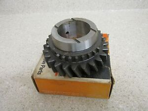Transmission Third Gear 1962 63 Chevy Gmc Truck Sm420 3787247