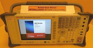 N9010a 26 5ghz Exa Spectrum Analyzer Enhanced Phase Noise Win7 Pre amp Warranty