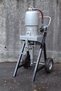 Graco 30 1 Bulldog Big Rig Airless Paint Sprayer Pump
