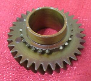 Transmission Gear 8961416 Delco Gm 3 Speed 1st Rev Gear 1971 72 Vega Opel Nos
