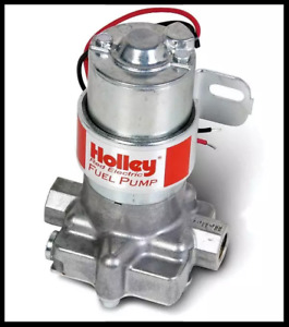 Holley 97 Gph Red Series Electric Fuel Pump 12 801 1 Fuel Pump Only