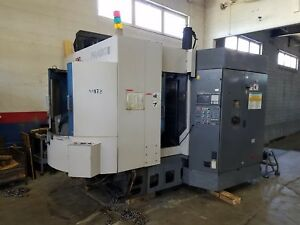 Toyoda Fa450 ii Cnc Hmc Horizontal Machining Center 98
