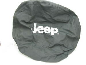 Jeep Spare Tire Cover 82208163 For 02 07 Jeep Liberty 01 06 Jeep Wrangler