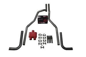 98 03 Ford F 150 2 5 Dual Exhaust Cherry Bomb Extreme Side Exit