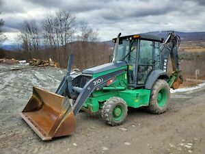 Bobcat T320 Track Skid Steer Fully Loaded Forestry Mulcher Only 1043 Hrs Nice