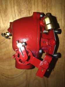 Farmall Ihc International 240 330 404 444 2404 2444 Schebler Usa Carb Carburetor