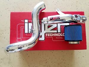 Injen Sp Polished Cold Air Ram Intake 17 18 Honda Civic Si 1 5l Turbo Sp1581p