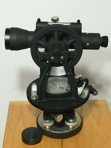 Lietz Sokkisha Sokkia 115 Survey Surveyor Surveying Vintage Transit Level N Case