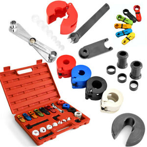 Auto Repair Tools 22pcs Fuel Oil Transmission Line Disconnect Tools Set A c Air