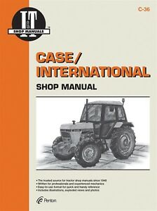 Shop Manual Case 1190 1194 1290 1294 1390 1394 1490 1494 1594 1690 Tractor