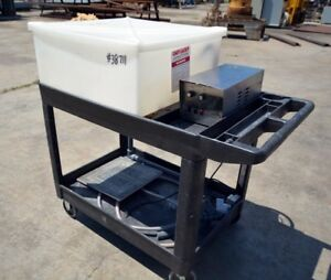 Water Recirulator With Tank inv 38711