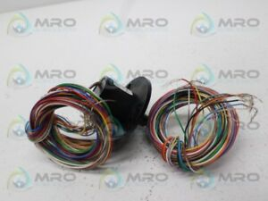 Moog Ac6023 12a Slip Ring new No Box