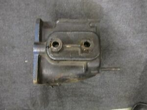 1956 57 Ford Mercury Overdrive Transmission T86 Case T86f 1