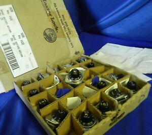 Master Combination Locker Lock 17pc Lot