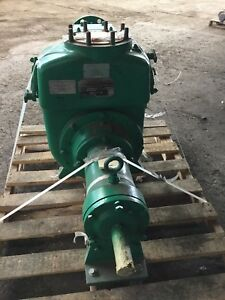 Hydromatic Self priming Sewage And Trash Pump