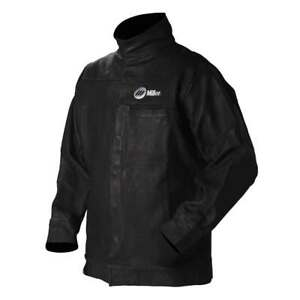 Miller 2x large 231092 Leather Welding Jacket