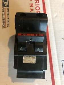 Federal Pacific 100 Amp Type Na Main Breaker Fpe