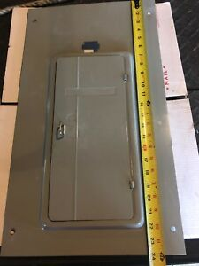 200 Amp Federal Pacific 120 40 Panel Cover