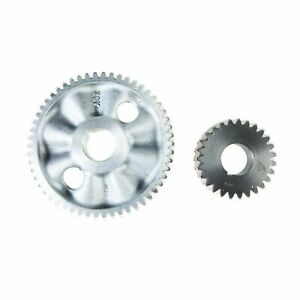 Chevy Truck 250 L6 Timing Gear Set 1966 1984 Aluminum Cam Gear