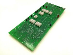 Baxter V10 127 Proofer Control Board Revision 3 For Hpc200 Oven