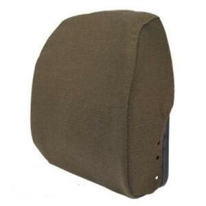 Re24455 Seat Cushion Back Side Only Brown Fabric For John Deere Sprayers 4700
