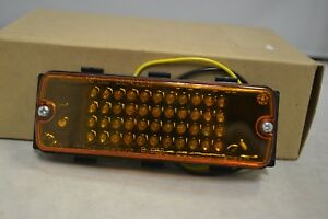 Whelen 500 52 Series Amber Led Flasher 50a00far