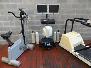 Medgraphics Welch Allyn Se pro 600 Ultima Cpx Cardio2 Pulmonary Stress Test Sys