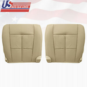 2007 2008 2009 2010 Lincoln Navigator Driver Passenger Perforated Seat Covers