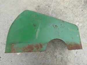 John Deere 5010 5020 Right Side Rockshaft Housing Cover Sheetmetal R36420