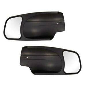 Cipa Usa 10900 Custom Towing Mirror Chevy gmc cadillac Pair